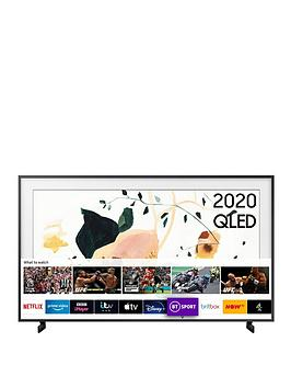 Samsung Samsung The Frame 2020 - 75 Inch, Qled, 4K Ultra Hd, Art Mode,  ... Picture