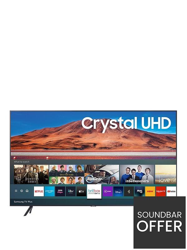 Samsung UE55TU7000 55 inch, Crystal View, 4K Ultra HD, HDR, Smart TV    littlewoods.com