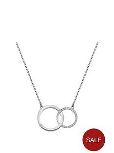 hot-diamonds-striking-circle-necklace