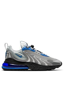 Nike Nike Air Max 270 React - Grey/Blue Picture