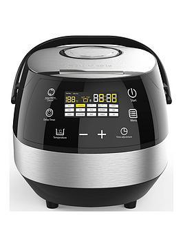 drew-cole-cleverchef-14-in-1nbsp5l-digital-multi-cooker-chrome