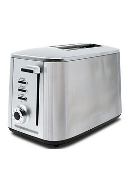 Drew & Cole   2 Slice Rapid Toaster - Chrome