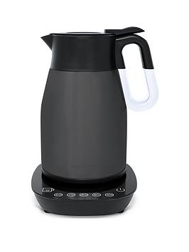 Drew & Cole   Redikettle Variable Temperature Thermal Kettle 1.7L - Charcoal
