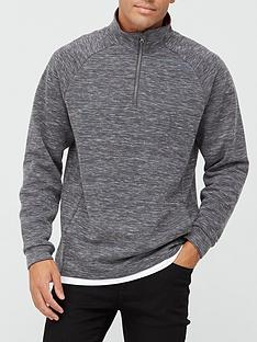 very-man-textured-funnel-neck-top-grey