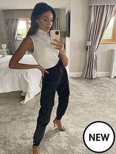 michelle-keegan-minimal-utility-trouser-black