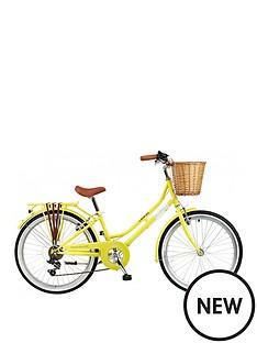 viking-viking-belgravia-13-inch-yellow-womens-bike