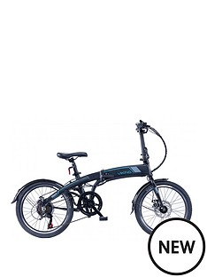 viking-viking-gravity-20-inch-wheel-24v-250w-electric-folding-bike-black