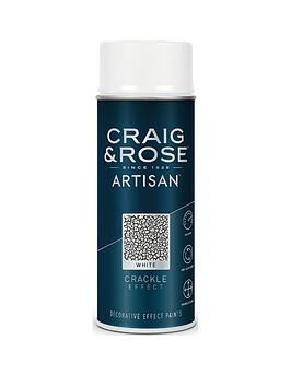 craig-rose-arts-crackle-effect-white-400ml-paint