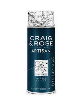 craig-rose-artsmarble-effect-black-400ml-paint