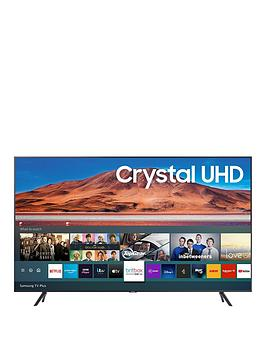 Samsung Samsung Ue55Tu7100 55 Inch, Crystal View, 4K Ultra Hd, Hdr, Smart  ... Picture