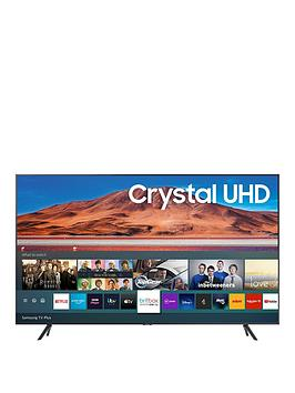 Samsung Samsung Ue75Tu7100 75 Inch, Crystal View, 4K Ultra Hd, Hdr, Smart  ... Picture