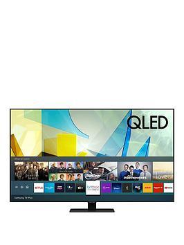 Samsung Samsung Qe55Q80T 55 Inch, Qled, 4K Ultra Hd, Quantam Processor,  ... Picture