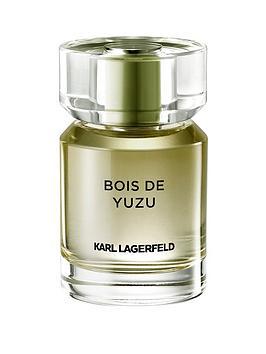 Karl Lagerfeld Karl Lagerfeld Karl Lagerfeld Bois De Yuzu 50Ml Eau Du  ... Picture