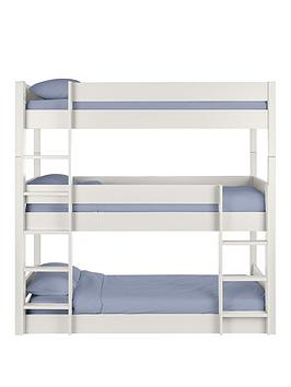 julian-bowen-trio-triple-stacker-bunk-surf-white
