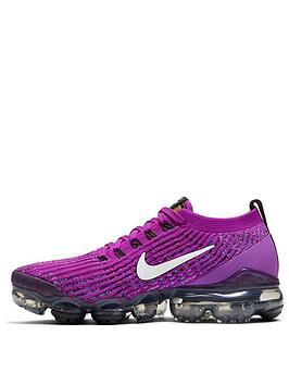 Nike Nike Air Vapormax Flyknit 3 - Purple Picture