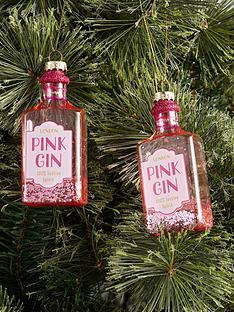sass-belle-set-of-2-pink-gin-bottle-shaped-baubles