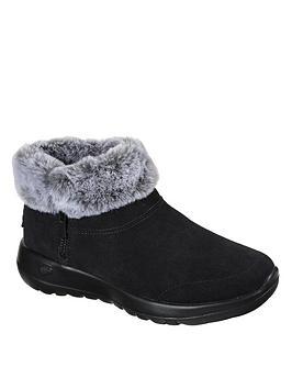 skechers-on-the-go-joy-ankle-boot-black