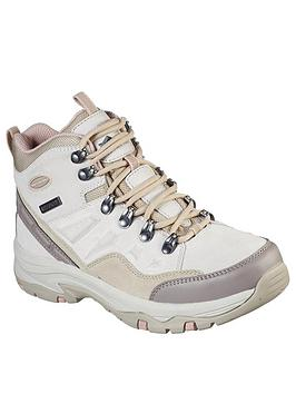 skechers-trego-walking-lace-up-ankle-boots-natural