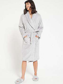 v-by-very-supersoft-robe-grey