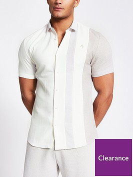 river-island-short-sleeve-cut-andnbspsew-shirt-ecru