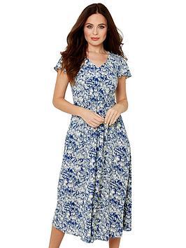 Joe Browns Joe Browns Elegant Summer Dress - Cream Picture