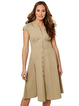 Joe Browns Joe Browns Darling Desert Dress - Sand Picture