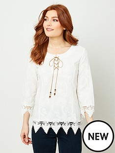 joe-browns-lovers-lace-top-white