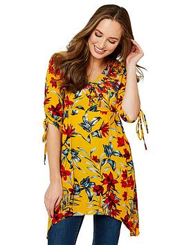 Joe Browns Joe Browns Ultimate Beachy Tunic - Yellow Picture