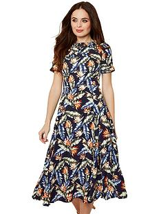 joe-browns-fabulous-vintage-collar-dress-navy
