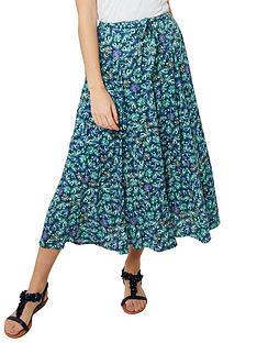 joe-browns-delicious-palm-print-skirt-blue