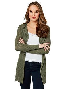 joe-browns-slouchy-longline-knit-cardigan-khaki