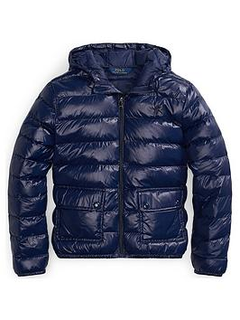 ralph-lauren-girls-classic-hooded-packable-jacket-navy