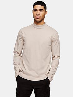 topman-long-sleeve-turtle-neck-t-shirt--nbspstone