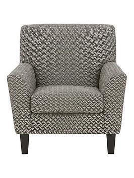 Very Harley Fabric Accent Chair Picture