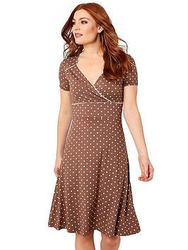 Joe Browns Joe Browns Perfect Polka Dot Dress Picture