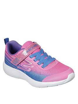 skechers-girls-dyna-lite-sparkle-trainer-pink