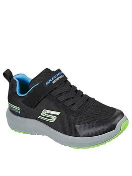 skechers-boys-dynamic-tread-waterproof-trainer-black