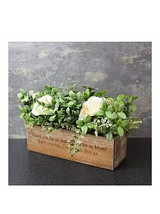 signature-gifts-personalised-artificial-flower-box