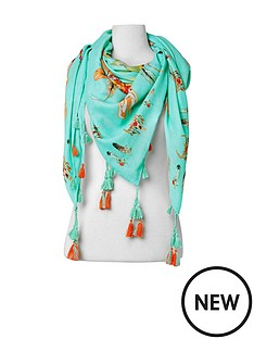 joe-browns-ibiza-dreams-tassel-scarf-aqua