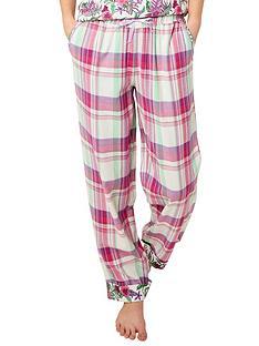joe-browns-mix-and-match-check-pyjama-bottoms-multi