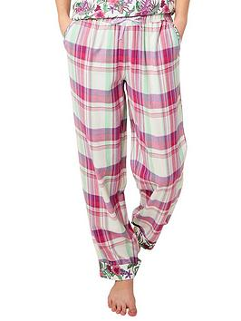 joe-browns-mix-and-match-check-pyjama-bottoms-multi