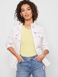 mint-velvet-utility-light-jacket-white