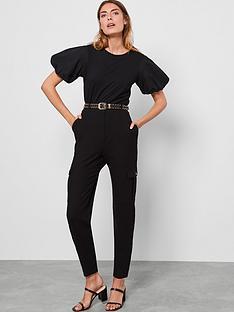 mint-velvet-puff-sleeve-t-shirt-black