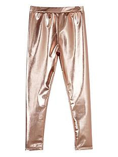 mintie-by-mint-velvet-girls-rose-gold-leggings-gold
