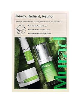 Murad Murad Ready. Radiant. Retinol Starter Kit Picture