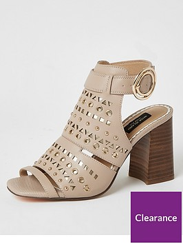 river-island-wide-fit-hardware-detail-shoe-bootsnbsp--nude
