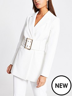 river-island-statement-belted-blazer-white