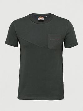 Superdry Superdry Urban Tech Nylon Pkt Tee Picture