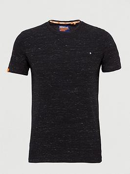 Superdry Superdry Orange Label Vintage Embroidery Tee Picture
