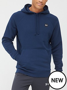 under-armour-rival-fleece-hoodie-navywhite